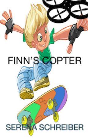 Finn's Copter--deleted scene by serenaschreiber