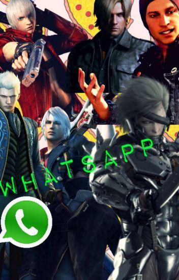 Whatsapp  ♥ (El grupo de lo Sukulemtho ( ͡° ͜ʖ ͡°) ) (Games)