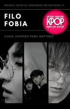 Filofobia.  by Jihan_Shipper