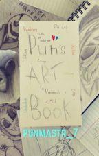 Pun's Art Book by punmastr_7