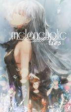 melancholic ties || servamp ff by yepheral