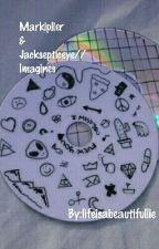 Markiplier & Jacksepticeye// Imagines by nerdwritings