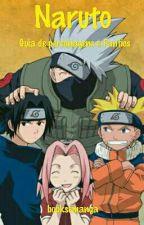 Naruto - histórias frases e músicas  by ldarkbooksl