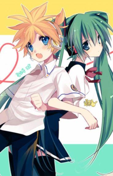 [Miku_Len] Nè! Làm bạn gái tôi đi !