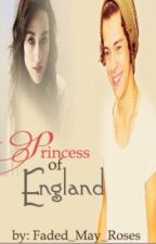Princess of England (Harry Styles) by Faded_May_Roses