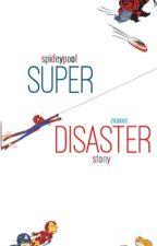 Super Disaster ×Spideypool/Stony× by zxaxxc