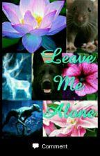 Leave Me Alone (Jame Potter) by Smol_Sinnamonroll