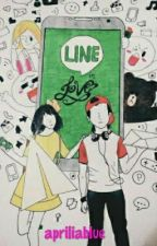 Line In Love by apriliablue