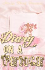 Diary On A Fence by StripThatBacon