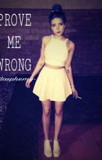 Prove Me Wrong [Joshler]