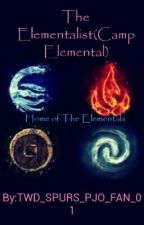 The Elementalist(Camp Elemental) by FANGIRL_GODDESS_01