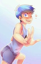 {REMASTERASING} Thighs [Karamatsu x Reader] LEMON SHORT STORY by trashimatsu