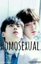 Homosexual. EunHa(OneShot)  by Starlight_Aroha