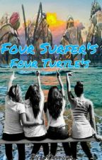 Four Surfers, Four Turtles ~* Completed *~ by Krisense