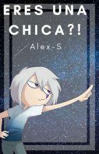 Eres Una Chica?!(Puppet Y Tu) by Alex--Senpai