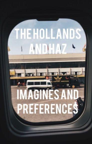 Peter Parker/Tom Holland imagines(On Hold)