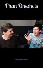 PHAN one-shots £ Dan Howel/ Phil Lester  by Karensmith10