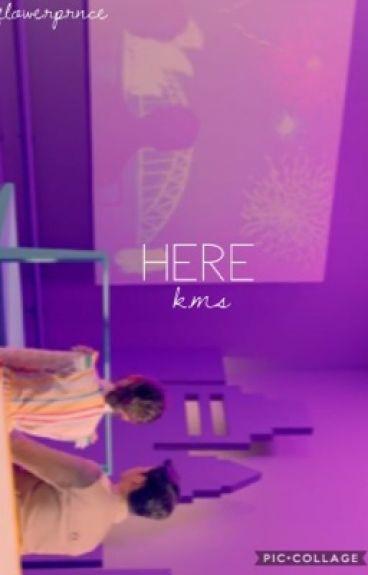 here | xiumin (kim minseok) x reader