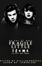 Fragile Little Flame (Haylor) by niallschonce03