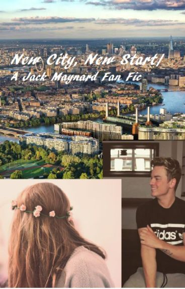 New City, New Start // Jack Maynard