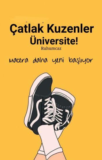 Çatlak Kuzenler: Üniversite!