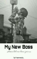 MNB//my new boss [ON HOLD] by reniaxx1