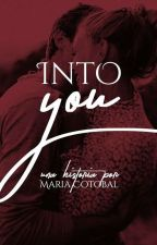 Into you © [IY] [Evans 2] by shawnflix