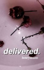 ❝ delivered ❞ // jariana by honeymoans