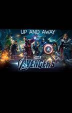 Avengers - Up and away! by Ludeedo