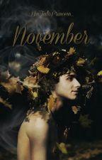November |A/B/O| by PanthalaimonN