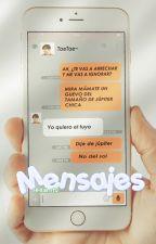 Mensajes ➳ TaeKook. by HHfalm112