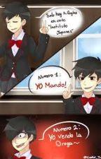 El chico yandere (artuxcreed y tu) (1 y 2 segunda temporada) by panda_senpai78