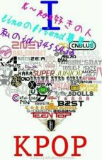 I ♥ K-pop  by Lujain-Elf