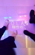 Polar { Pastel!Dan x Punk!Phil } by yollamm