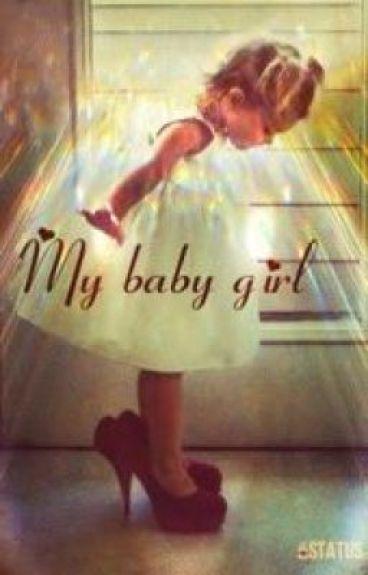 My baby girl by blahwatever
