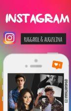 instagram  ( ruggarol y aguslina) by 04gabithaaa123