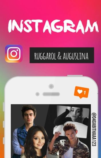 instagram  ( ruggarol y aguslina)
