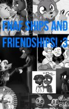 FNAF Ships and Friendship Rating!  by Twisty-Twizzles