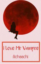 I LOVE MR VAMPIRE by Achaachi