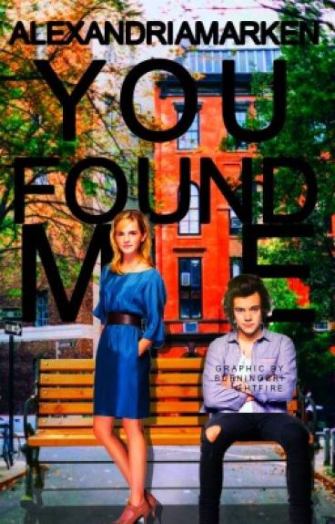 You Found Me h.s. // AU #wattys 2016