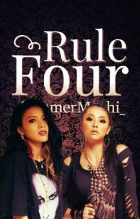 Rule Four || Dream by _SummerMochi_