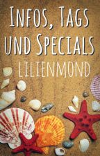 Infos, Tags und Specials by Lilienmond