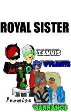 Promise / / Gaurance - Zanvis - Vylante by royalsister