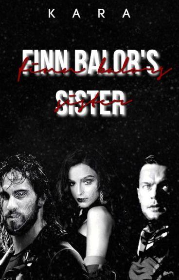 Finn Bálor's Sister