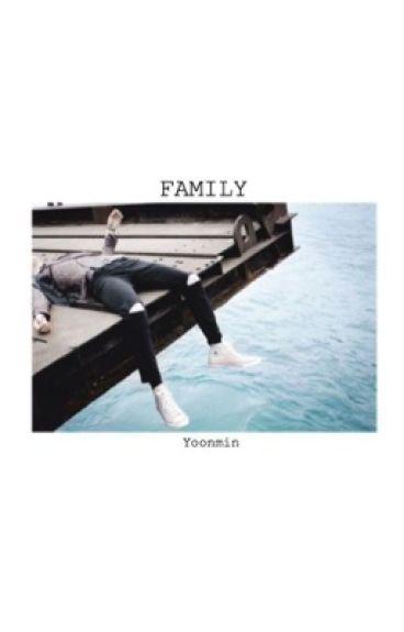 Family -Yoonmin (traduction)