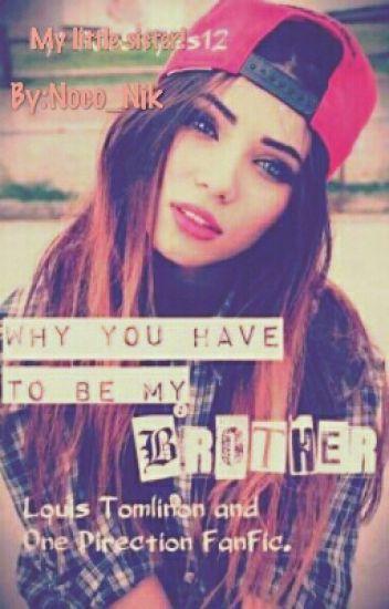 My little sister!-L.T F.F
