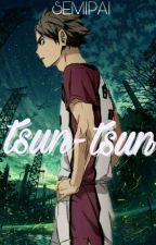 Tsun-Tsun || Semi Eita by yatogurl