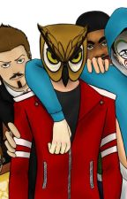 Adopted by the Vanoss crew Scenario. by bluehornet1