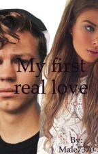 My first real love by Male7370