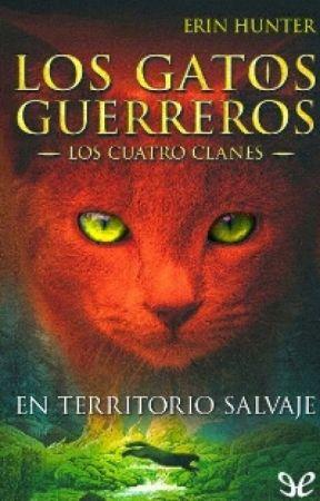 Resultado de imagen de los gatos guerreros en territorio salvaje